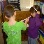 Measuring our whole arm