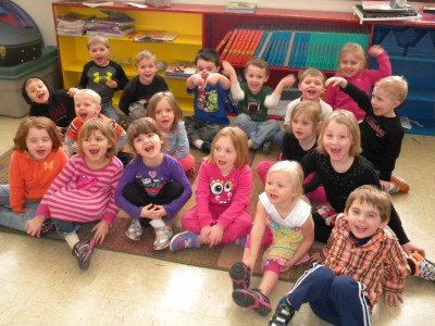 Preschool & Kindergarten ROUND-UP  April 8th 6:30pm